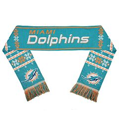 Adult Miami Dolphins Light-Up Scarf
