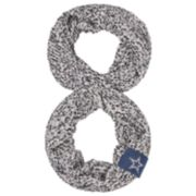 Women's Dallas Cowboys Chunky Infinity Scarf