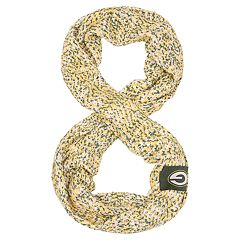 Women's Green Bay Packers Chunky Infinity Scarf