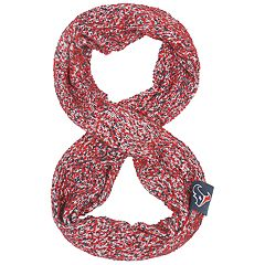 Women's Houston Texans Chunky Infinity Scarf