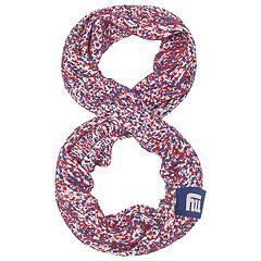 Women's New York Giants Chunky Infinity Scarf