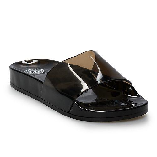 SO® Jelly Women s Slide Sandals 17fa08886
