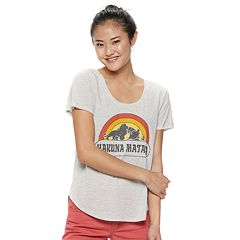 Disney's The Lion King Juniors' Hakuna Matata Graphic Tee