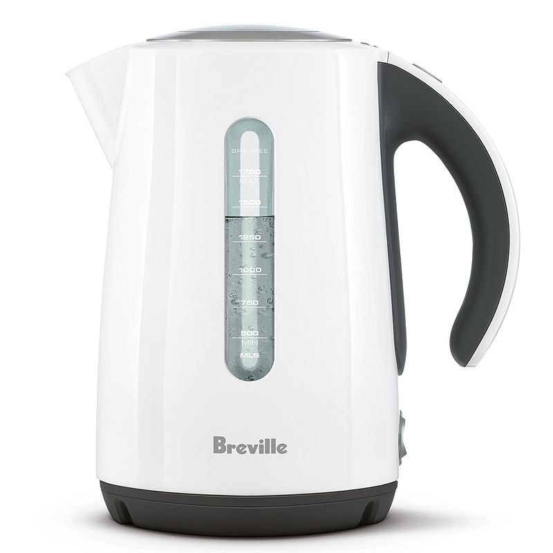 Breville Soft Top Electric Kettle, White