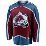 Men's Fanatics Colorado Avalanche Jersey