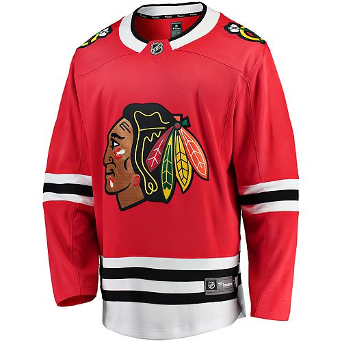Men's Fanatics Chicago Blackhawks Jersey