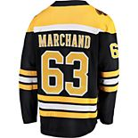 Men's Fanatics Boston Bruins Brad Marchand Jersey