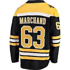 Men's Fanatics Boston Bruins Brad Marchand Jersey