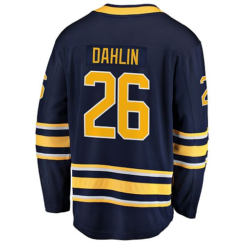 sports shoes f9fe8 28ed1 Men's Buffalo Sabres Rasmus Dahlin Breakaway Jersey