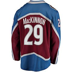 Men's Fanatics Colorado Avalanche Nathan MacKinnon Jersey