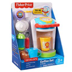 Fisher Price Coffee Maker Set