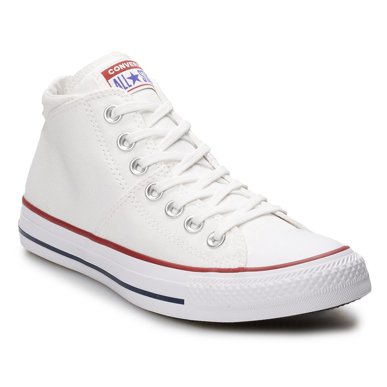 d4a606877a2c2 ... converse all star all white White Converse   Kohl\u0027s;