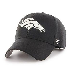 1cf6c2dd9c768 Sale.  16.00. Regular.  20.00. Adult  47 Brand Denver Broncos MVP Adjustable  Cap. Sale.  19.20