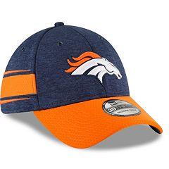 ea1b8ece3918b Adult New Era Denver Broncos Sideline Home Official 39THIRTY Flex-Fit Cap