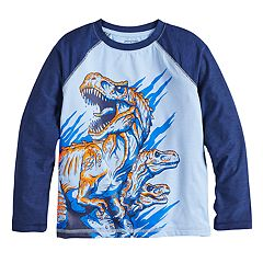 Boys 4-12 Jumping Beans® Active Raglan Top