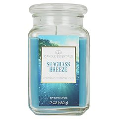Candle Essentials Seagrass Breeze Candle Jar