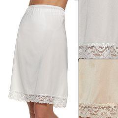 Women's Lunaire 2-Pack Lace Half Slip