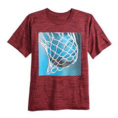 3e84c39d802b Boys 8-20 Tek Gear® Performance Graphic Tee