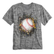 Boys 8-20 Tek Gear® Performance Graphic Tee