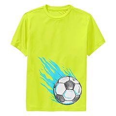 f5c1958cb Boys Yellow Graphic T-Shirts Kids Tops & Tees - Tops, Clothing   Kohl's