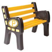 Pittsburgh Pirates Park Bench