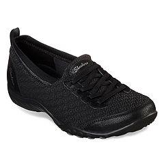 Skechers Relaxed Fit Breathe Easy Women's Slip-On Shoes