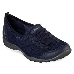 Skechers Relaxed Fit Breathe Easy Women's Slip-On Shoes