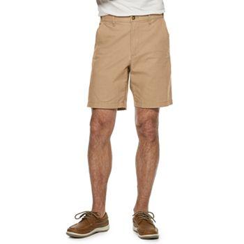 Croft & Barrow Men's Linen-Blend Shorts