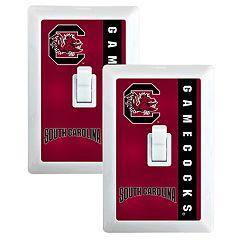 South Carolina Gamecocks 2-Pack Nightlight Light Switch