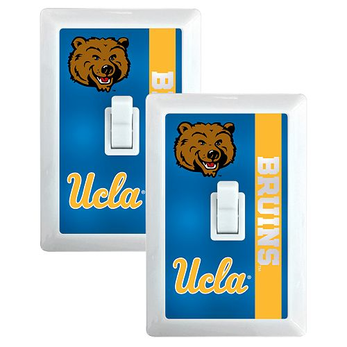 UCLA Bruins 2-Pack Nightlight Light Switch