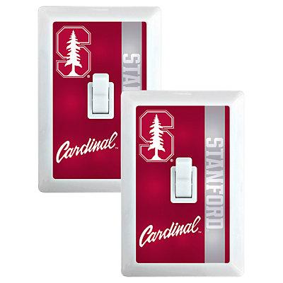 Stanford Cardinal 2-Pack Nightlight Light Switch