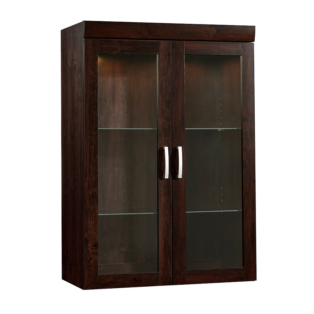 Sauder Office Port Hutch Bookcase