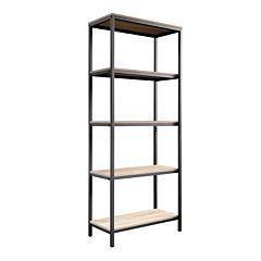Sauder North Avenue 4-Shelf Tall Bookcase
