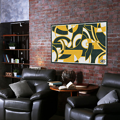 Green Bay Packers Tapestry Wall Art