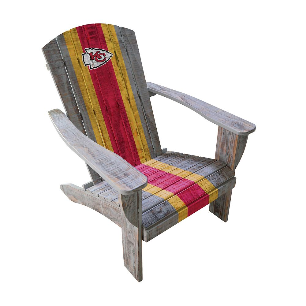 Kansas City Chiefs Adirondack Chair