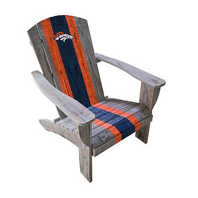 Denver Broncos Adirondack Chair