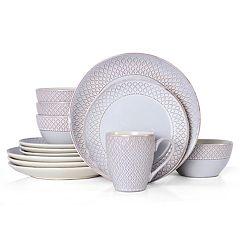 Food Network™ Burratta White 16-pc. Dinnerware Set