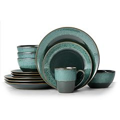 Food Network™ Bellevue Jade 16-pc. Dinnerware Set