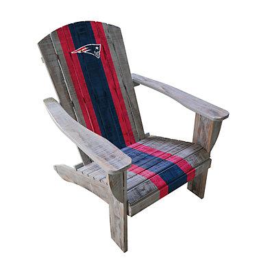 New EnglandPatriots Adirondack Chair