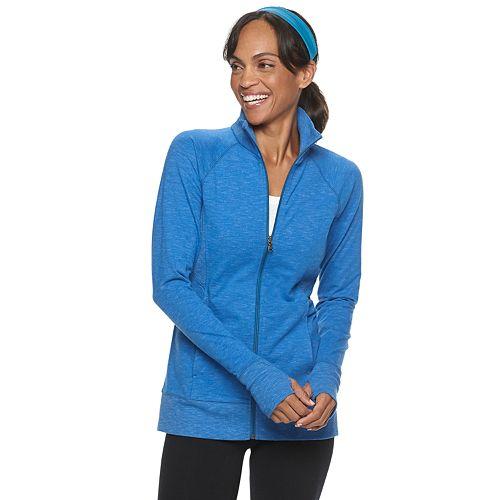 Women's Tek Gear® Full Zip Jacket
