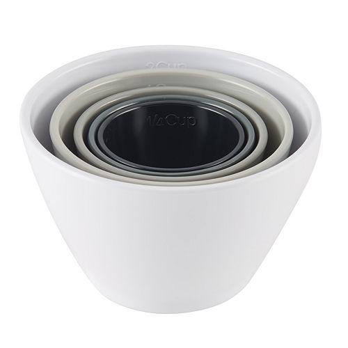 Rachael Ray 5-piece Nesting Measuring Cup Set