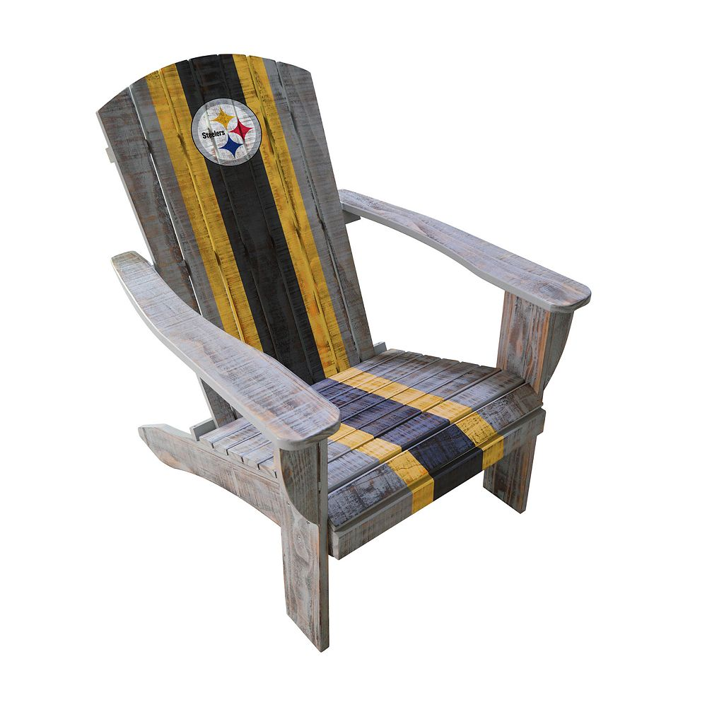 Pittsburgh Steelers Adirondack Chair