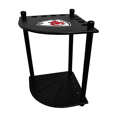 Kansas City Chiefs Corner Cue Rack