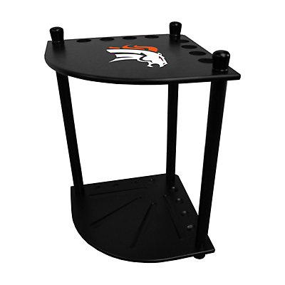 Denver Broncos Corner Cue Rack