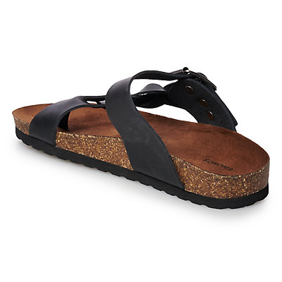 SONOMA Goods for Life? Airbrush Braided Women's Thong Sandals