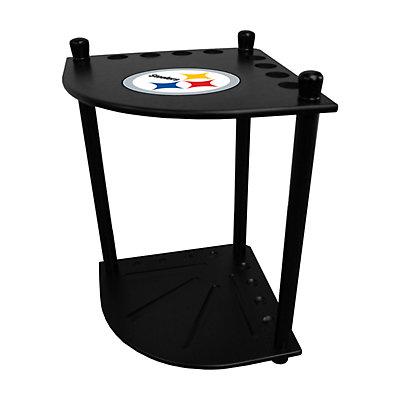 Pittsburgh Steelers Corner Cue Rack