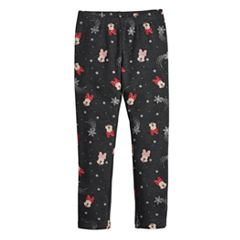 Disney's Minnie Mouse Toddler Girl Star Print Minky Leggings by Jumping Beans®