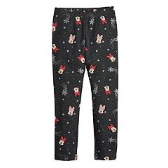 Disney's Minnie Mouse Girls 4-12 Star Print Minky Leggings by Jumping Beans®