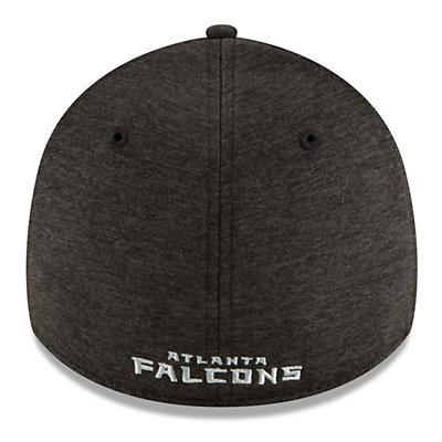 Adult New Era Atlanta Falcons Sideline Team 39THIRTY Flex-Fit Cap