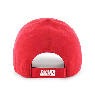 Adult '47 Brand New York Giants MVP Adjustable Cap